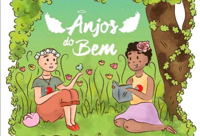 Livro Anjos do Bem será lançado em Cascavel