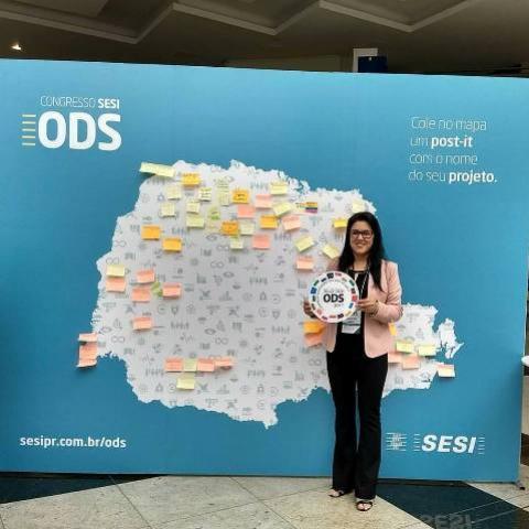 Uopeccan recebe Selo SESI ODS