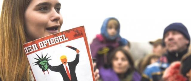 Der Spiegel defende polêmica ilustração de capa