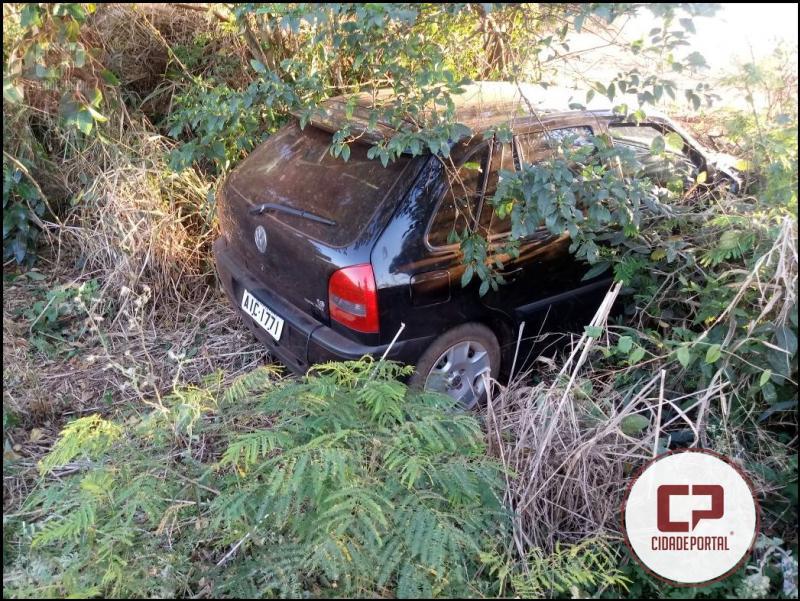 Polícia Militar de Goioerê recupera veículo tomado de assalto após rastreamento do celular da vítima