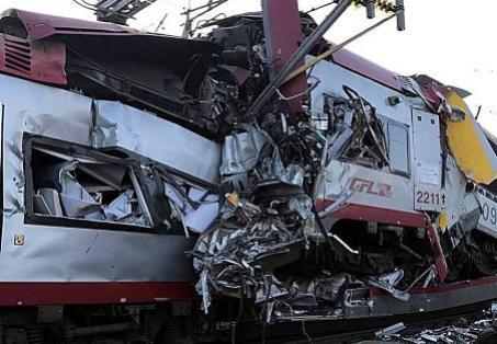Acidente entre trens em Luxemburgo deixa um morto e vários feridos