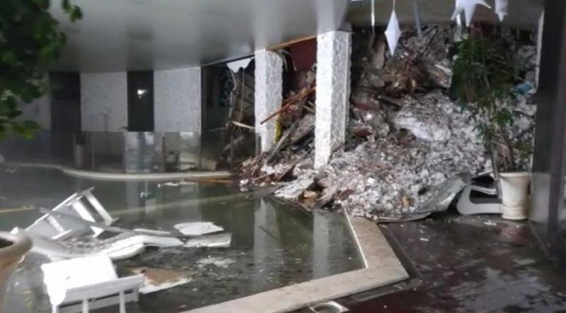 Avalanche após terremoto atinge hotel e deixa mortos na Itália