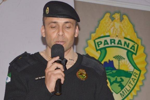 Polícia Militar de Ubiratã anuncia prisão de uma pessoa pelo assassinato de Luiz de Andrade Carvalho