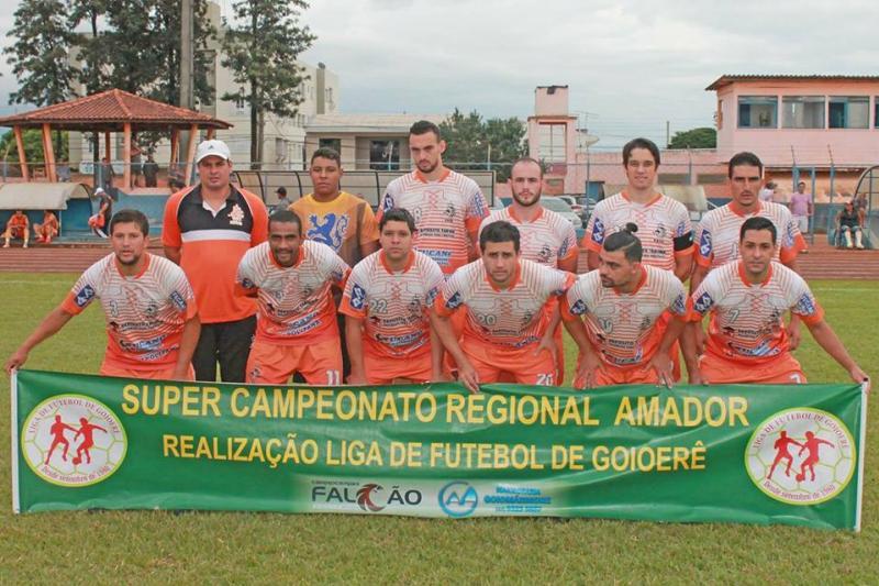 Fecam/Holanda joga neste domingo pelo Super Campeonato Amador da Liga de Futebol de Goioerê