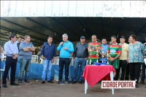Douglas Fabrício no Torneio da Acamdoze