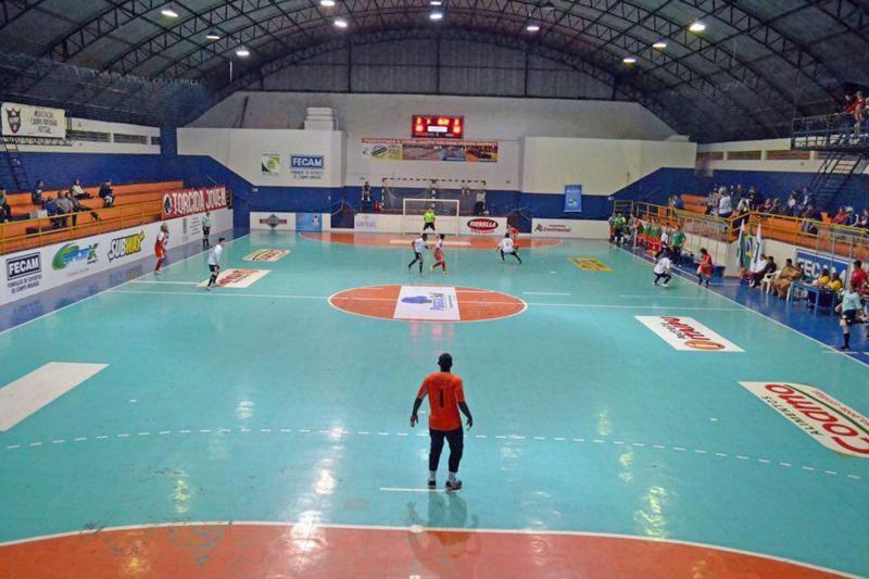 Muitos gols nos jogos da quinta-feira pelo Mourãoense de Futsal