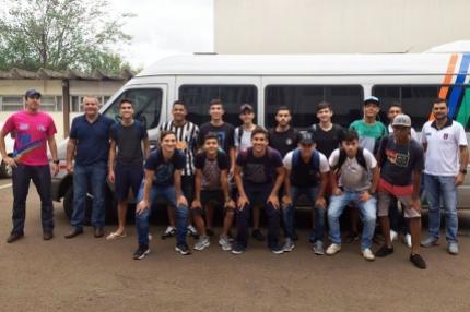 Bicampeão paranaense inicia participação em competição estadual