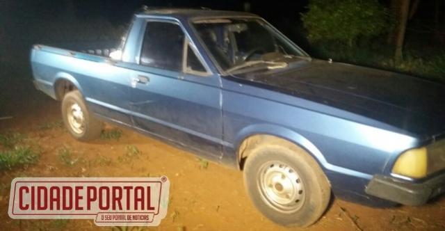 Agentes Policiais da equipe RPA de Campo Mourão recuperam veículo furtado em Campo Mourão