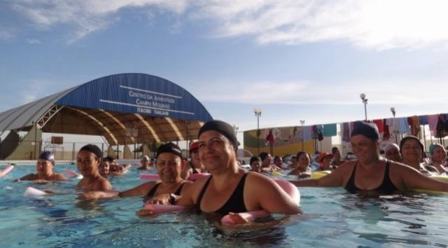Natação e Hidroginástica retornarão no Parque Aquático do Estádio Roberto Brzezinski