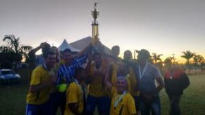 Farol é campeão da 2ª Copa Paulo Garófalo