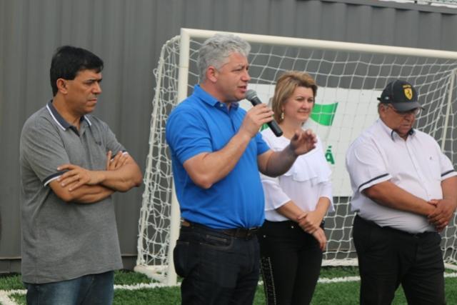 Arena Multiuso Esportiva é inaugurada em Farol