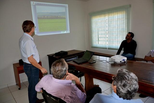 Emater e Prefeitura de Farol realizam reunião sobre Programa de Gestão de Solo e Água em Microbacias