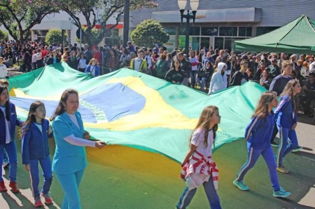 Desfile de 7 de Setembro com inscrições abertas até dia 25