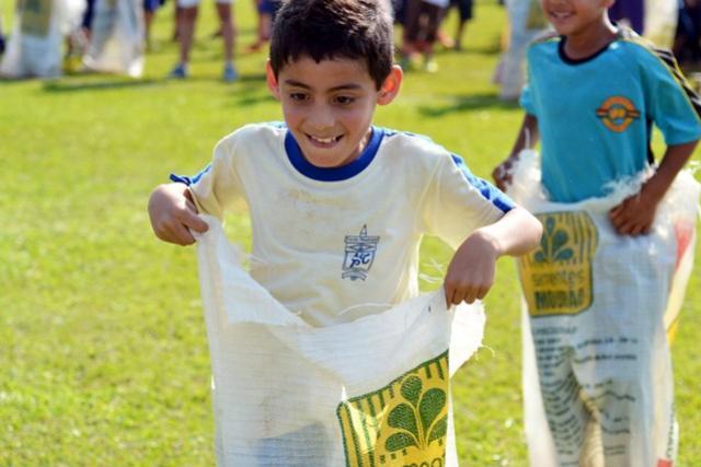 15º Jogos Primários no mês de setembro em Campo Mourão