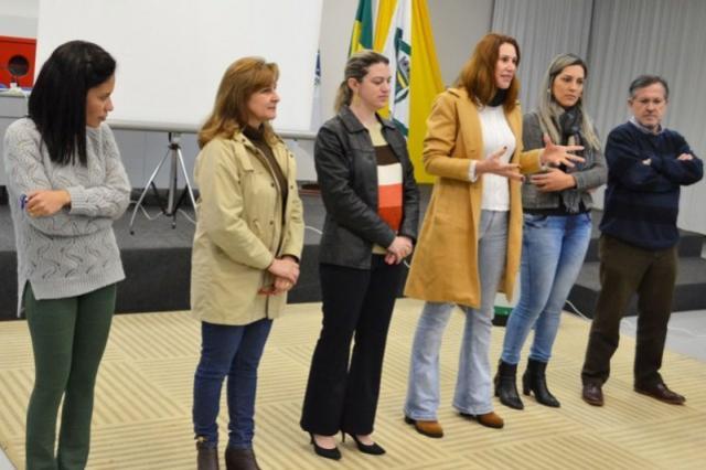 Agentes Comunitários de Saúde de Campo Mourão passam por Curso de Formação