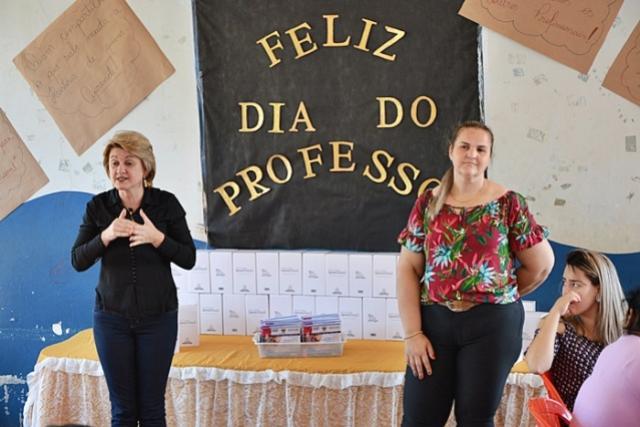 Município de Farol realiza almoço em comemoração ao Dia do Professor