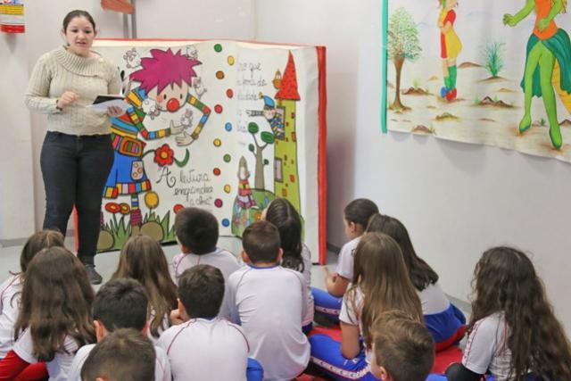 Biblioteca Municipal promove atividades para as crianças neste mês de outubro