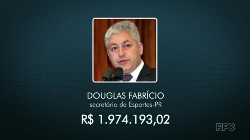 Justiça determina bloqueio de R$ 1,9 mi em bens de Douglas Fabrício
