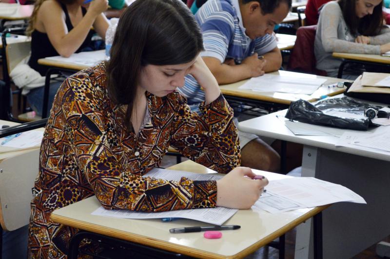 Unespar regista 6,3 mil inscrições do vestibular e divulga concorrência
