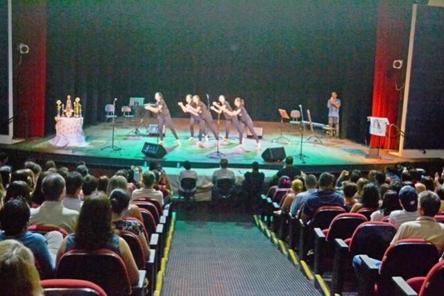 Festival de Música  - Cristo é Nosso Show - foi realizado no último final de semana em Campo Mourão