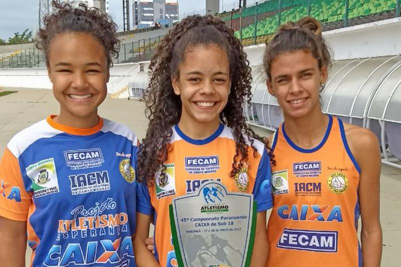 Atletismo em ação no final de semana em Bragança Paulista São Paulo