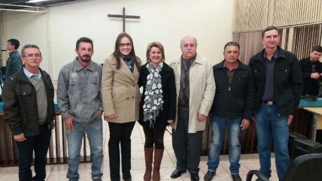 Prefeita e vereadores de Farol participam de audiência pública, sobre a extinção de zonas eleitorais na comarca de Campo Mourão