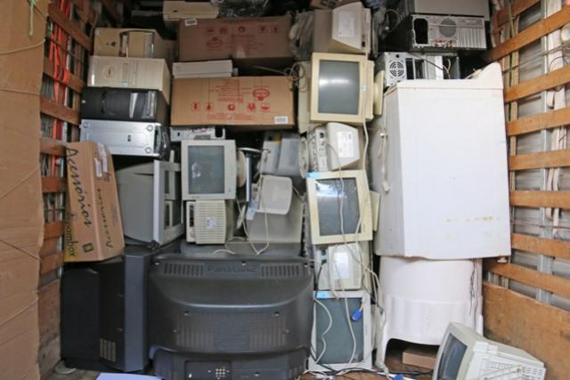 Mutirão do Lixo Eletrônico na próxima semana em Campo Mourão