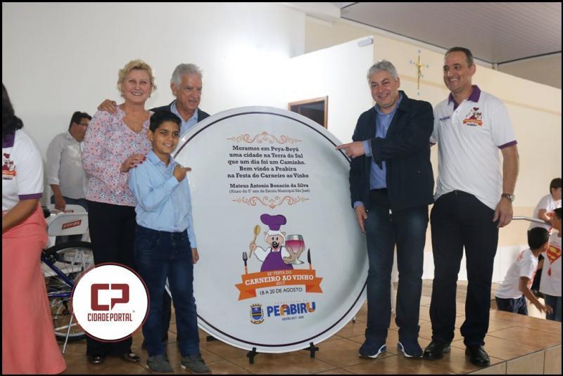 Turismo Gastronômico:  Secretário Douglas Fabrício prestigiou Festa do Carneiro ao Vinho em Peabiru