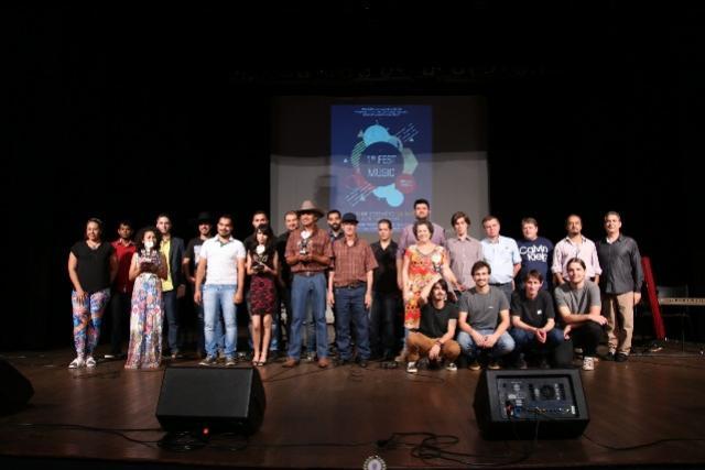 1º Fest Music foi realizado no último domingo em Campo Mourão