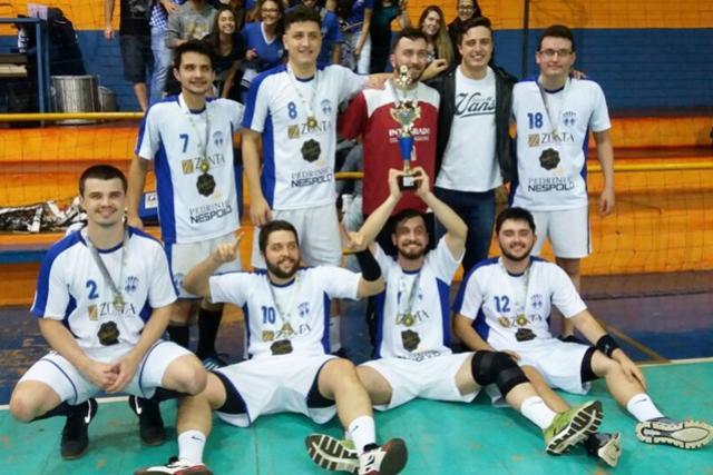 Jogos Universitários de Campo Mourão já tem os primeiros campeões