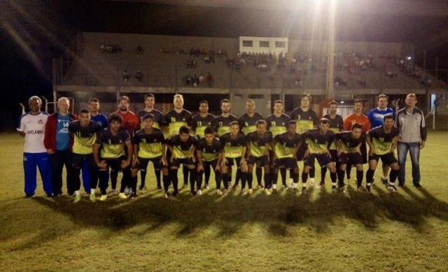 Equilíbrio marcou a 9ª rodada da Taça Nelson Boiago/Arena Sports