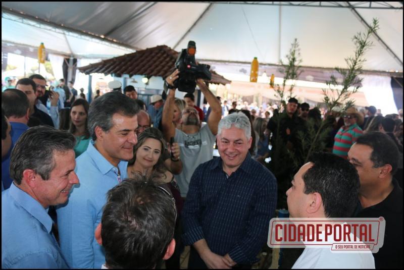 Turismo Gastronômico:  Douglas Fabrício na Festa da Vaca Atolada em Boa Esperança