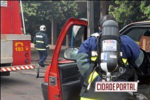 Incêndio no Hospital São Lucas - Goioerê