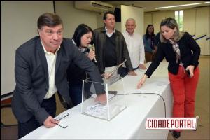 Prefeitura realiza sorteio do programa de lotes urbanizados