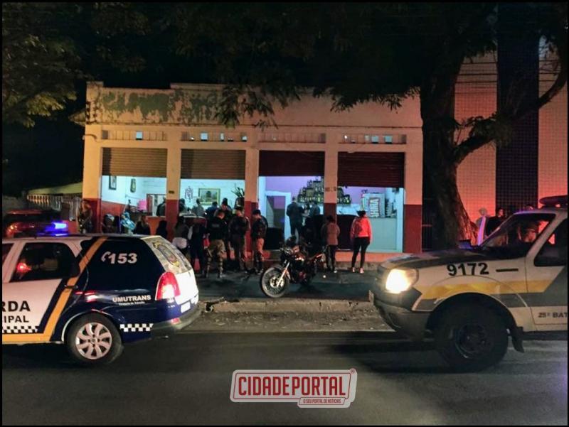 Operação Aifu é desencadeada em Umuarama e quatro bares são interditados na noite de quinta-feira, 04