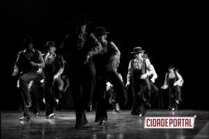 A Cia de Dança IFPR Schubert participou da Mostra de Dança Capital da Amizade 2017