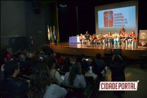 Combate ao trabalho infantil é tema de palestra em Umuarama