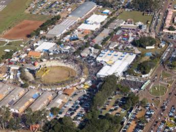 MP apura supostas irregularidades em rede elétrica do Parque de Exposições de Campo Mourão