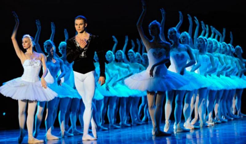 Ballet da Rússia se apresenta na  próxima segunda em Umuarama