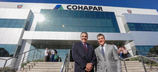 Cohapar inaugura sua nova sede em Curitiba