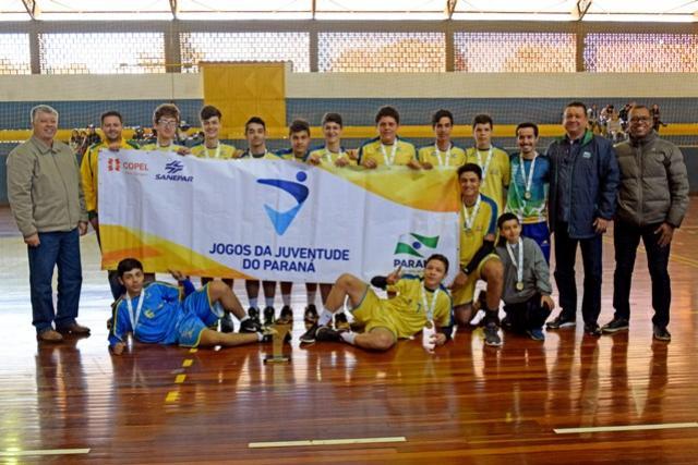 Umuarama vence decisão do vôlei masculino dos Jojups, em Iporã