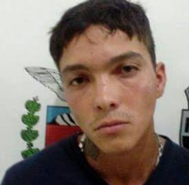 Acusado de atirar em criança de 8 anos e um lutador de MMA foi preso pela Policia Militar nesta segunda-feira, 27