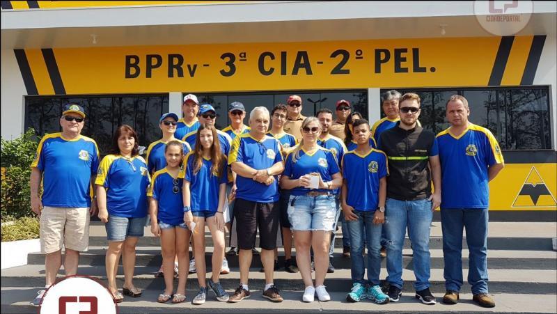 Posto Policial Rodoviário de Iporã realiza atividade alusiva à Semana Nacional do Trânsito