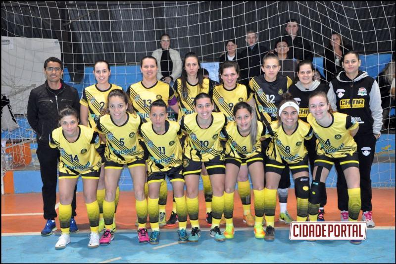 Futsal feminino:Em ótima apresentação, A.F.F.A.C/Assis Chateaubriand conquista mais um ponto fora de casa