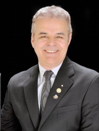 Guerreiro do Comércio é o governador eleito do Rotary