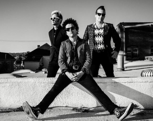 Green Day anuncia que fará 4 shows no Brasil em novembro