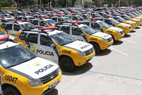 Municípios da região receberão  novas viaturas para reforçar segurança