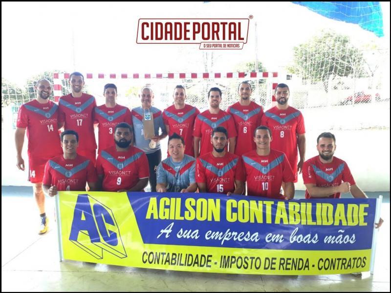 Equipe de handebol de Goioerê conquista vaga nas finais do paranaense de handebol