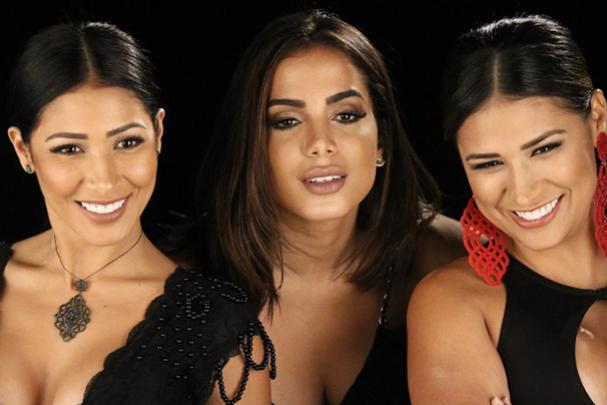 Simone & Simaria falam sobre parceria com Anitta: Nos ensinou a dançar.