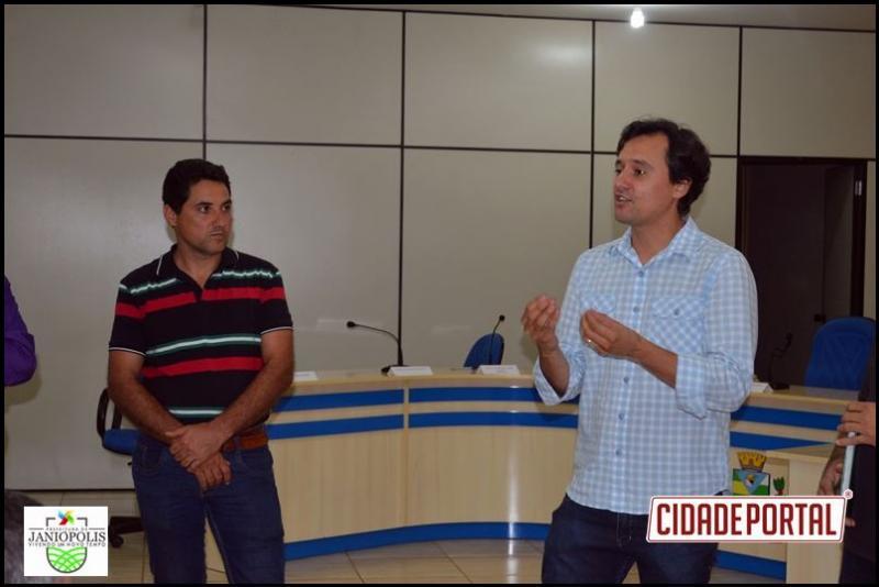 Audiência Pública debateu alterações no plano de metas e plano diretor de Janiópolis